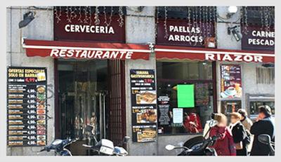Restaurante Riazor