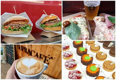 MadrEAT Azca gastronomia foodtrucks