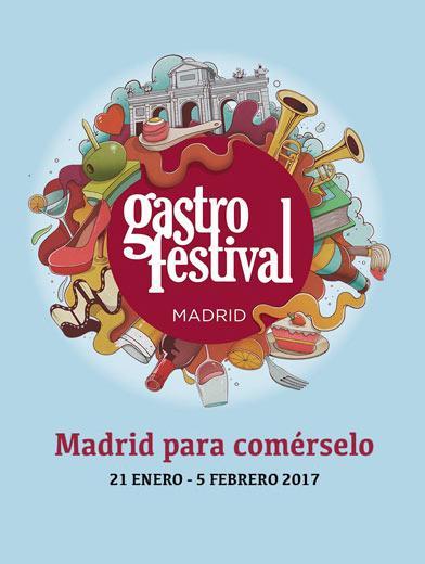 15 días para disfrutar del Gastrofestival de Madrid