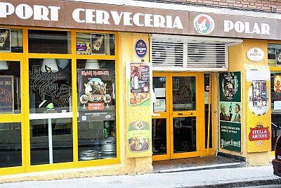 Restaurante Polar Cervecería Museo