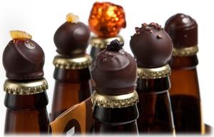 chocolate cerveza maridaje