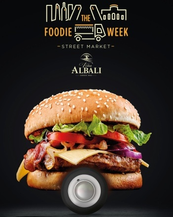 Las foodtrucks The Foodie Week del 21 al 26 de marzo