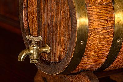 barrica cerveza artesana industrial
