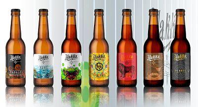 tipos de cerveza yakka