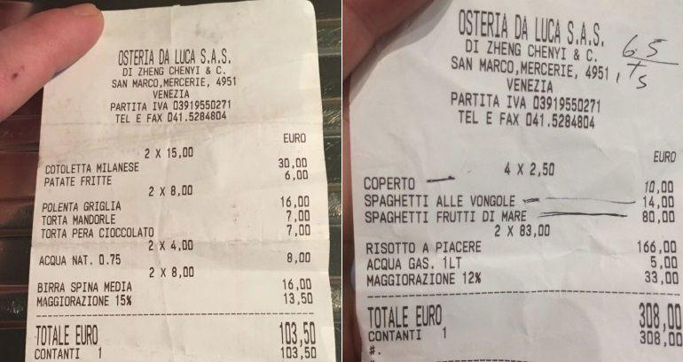 facturas pasta